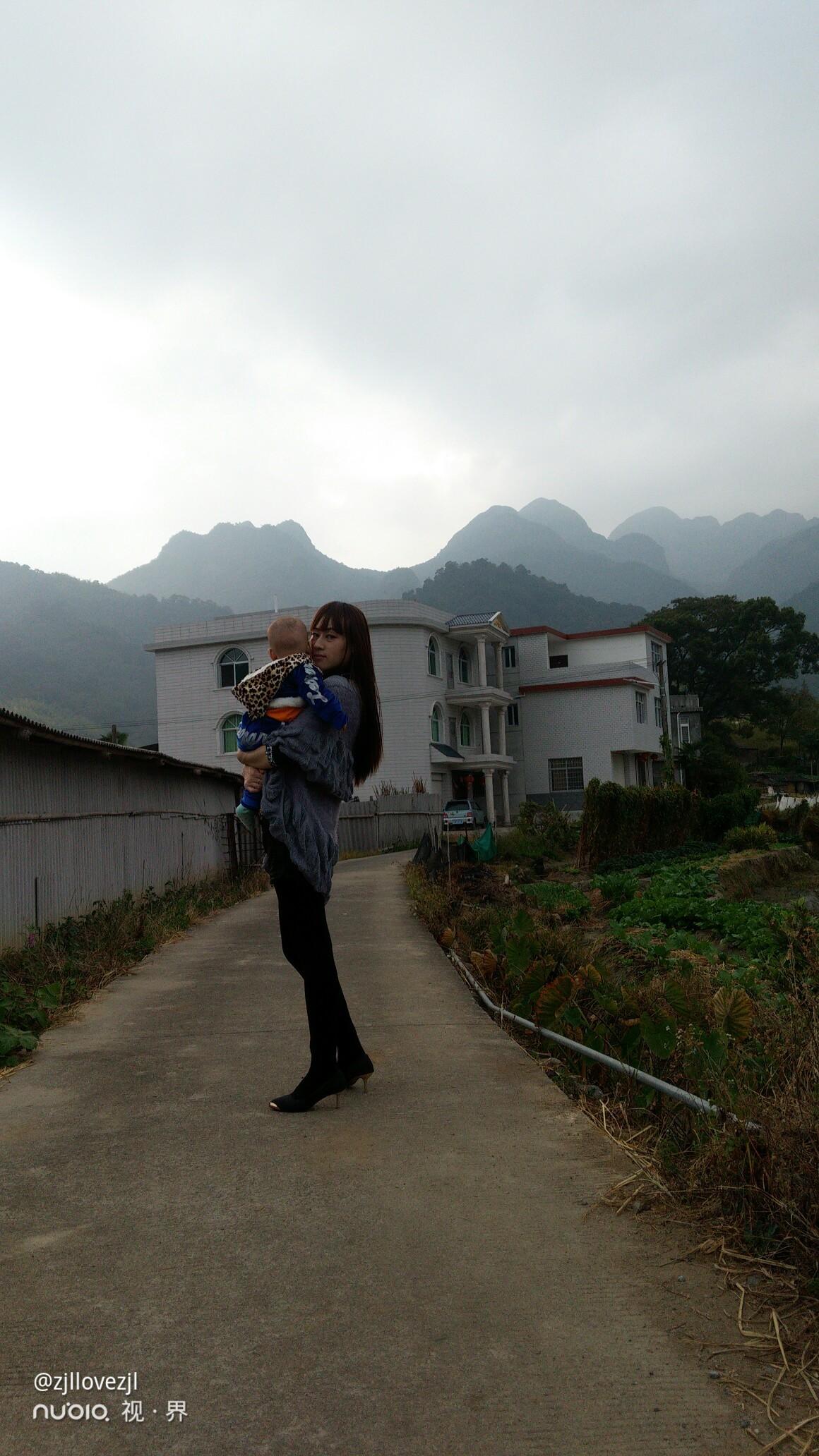 龙岩江山睡美人风景区随手拍