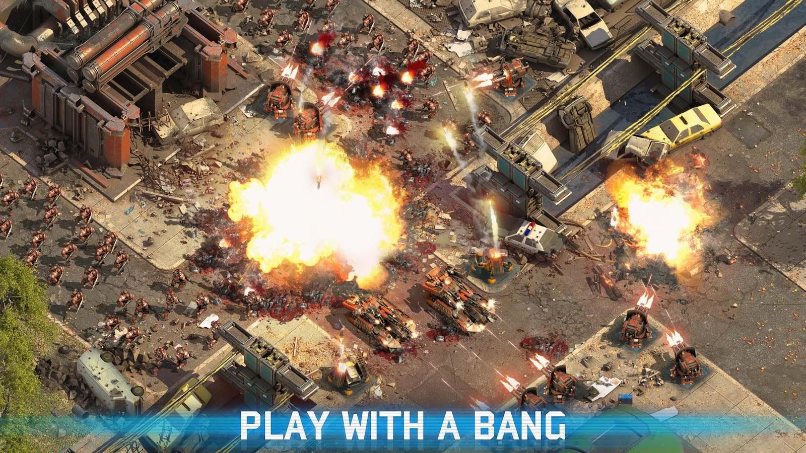 【nubia资源组】画面精美的塔防游戏--《史诗战争2》