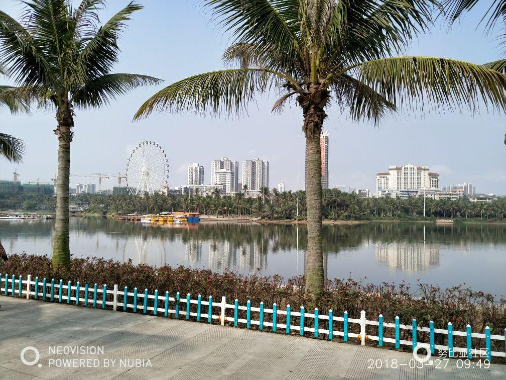 湛江海滨公园