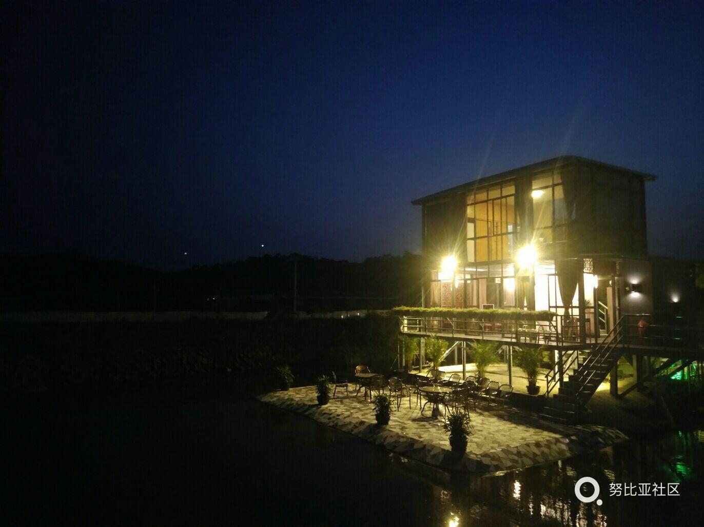乡里人家美景 ——广东鹤山市龙口镇那白村