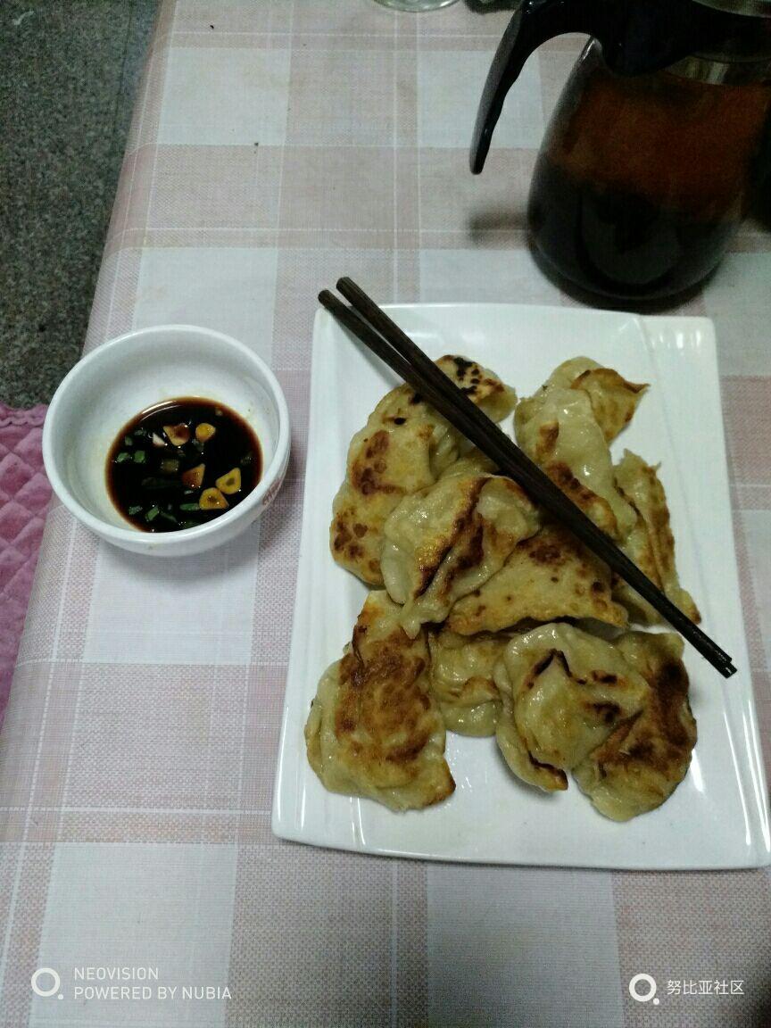 广式驴肉煎饺